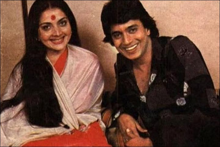 Mithun Chakraborty Marriage - Mithun Chakraborty And Yogeeta Bali