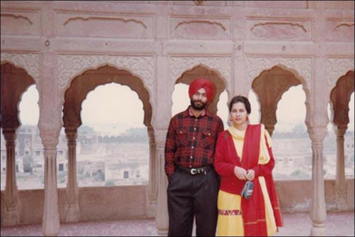 Navjot-Singh-Sidhu-happy-family