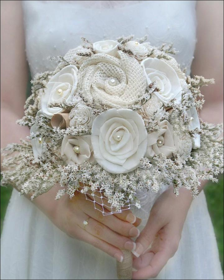 Wild Flower Wedding Bouquet: Wildflower Wedding Bouquet: 15 Ideas For The Bride-To-Be