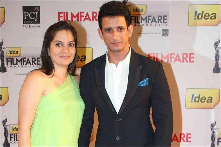 Sharman Joshi Marriage - Sharman Joshi And Prerana Chopra At The Filmfare Awards