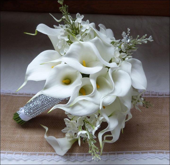 Outdoor November Wedding Flowers: Fall Wedding Bouquets : 15 Brilliantly Ideas You'll Love