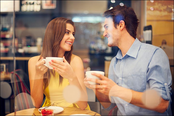 Love In An Arranged Marriage - You Eat Together, You Get High Together!