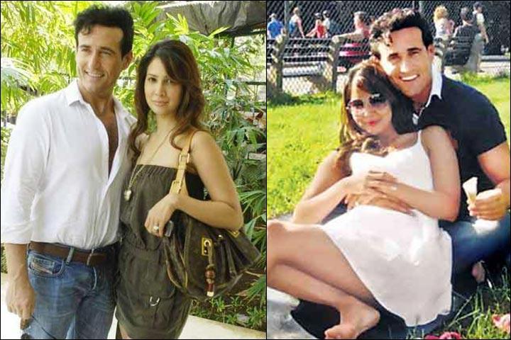 Kim Sharma Marriage - Kim Sharma And Carlos Marin