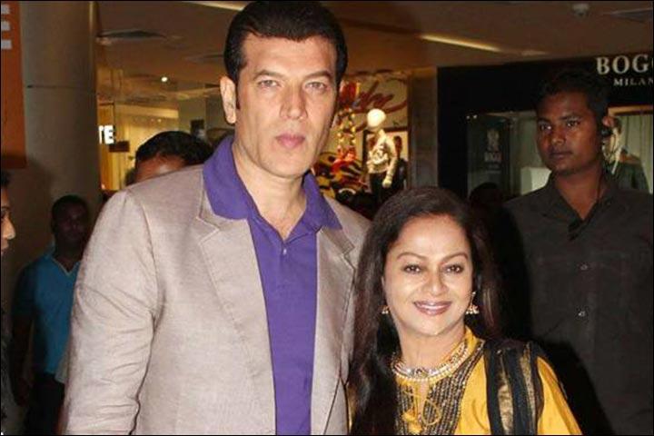 Aditya Pancholi's Marriage - Aditya And Zarina, Late 90s