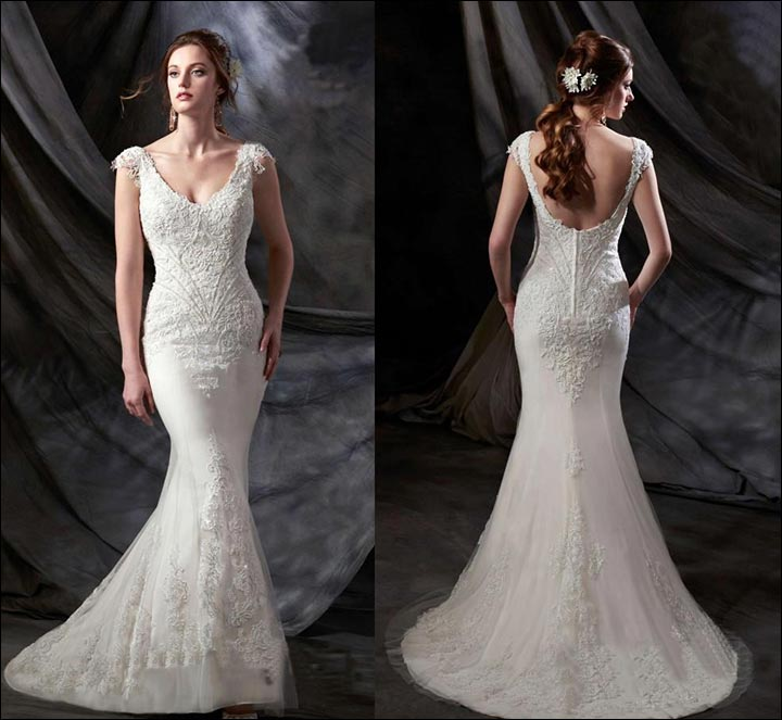 Wedding Dress Types: Wedding Dress Styles For Body Types: According To Your