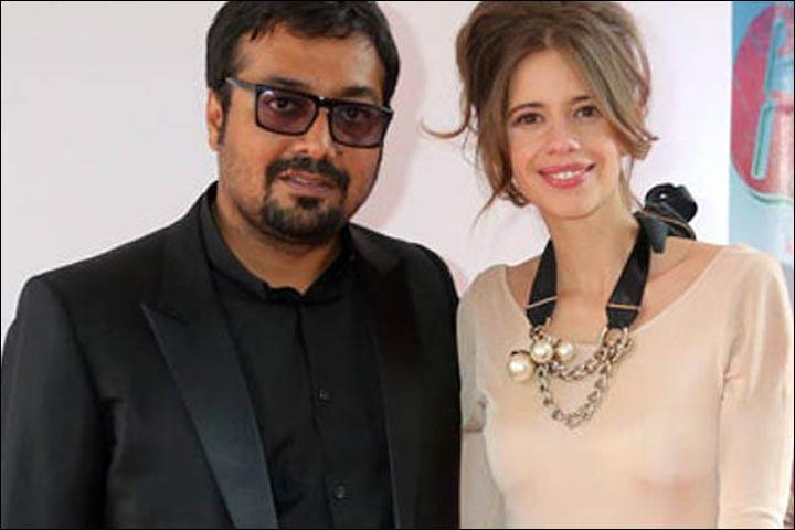 Anurag Kashyap's Marriage - Anurag Kashyap With Kalki Koechlin