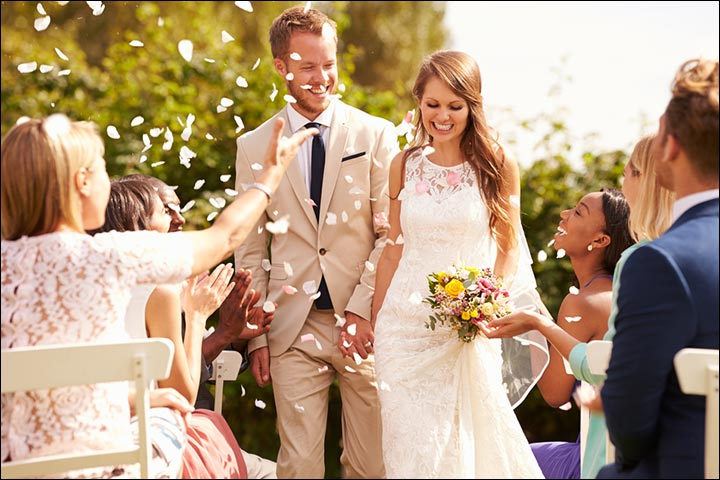 Christian Wedding Rituals A Quick Understanding