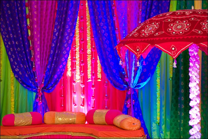 Colourful-Drapes-Decoration-wedding-house-decoration