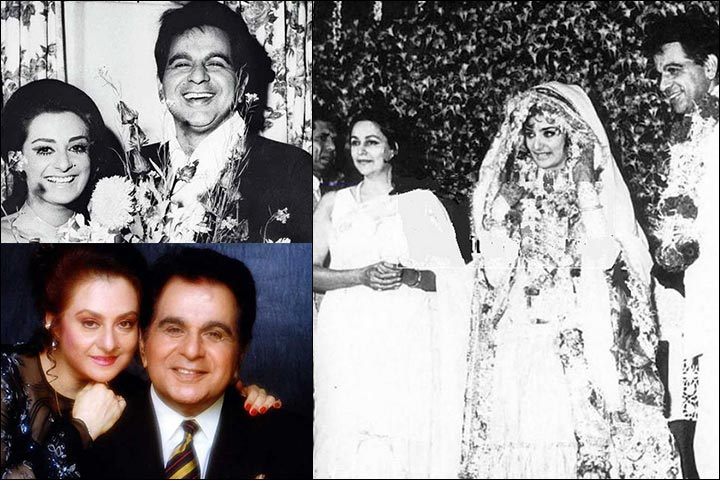 Dilip Kumar's marriage
