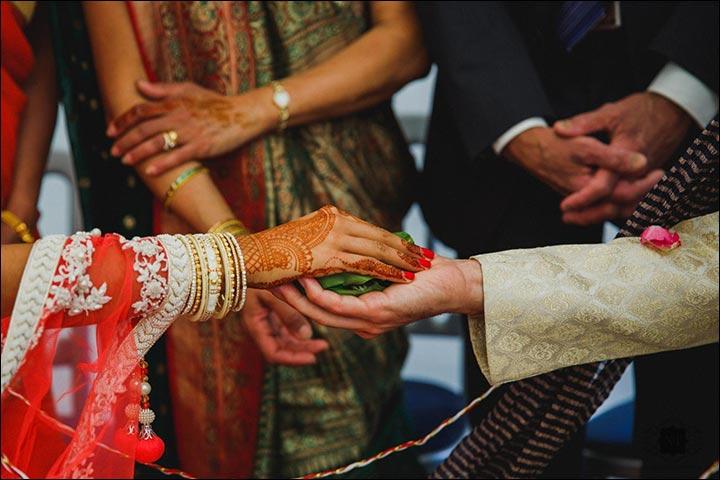 gujarati wedding - Hasta-Melap