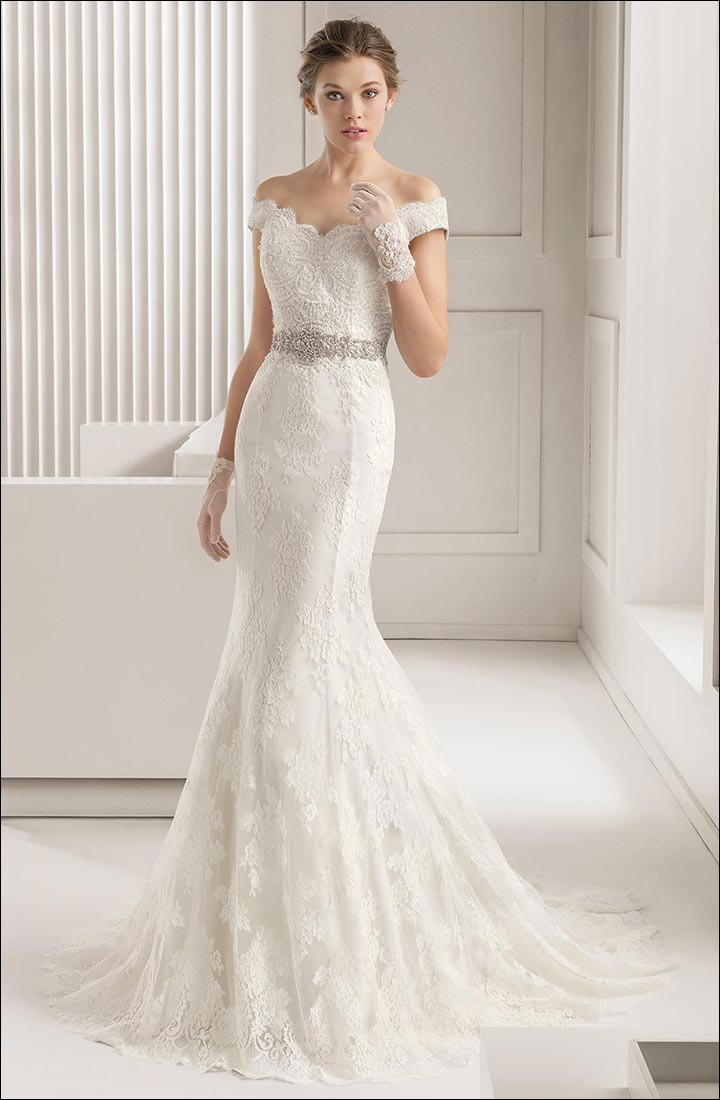 Wedding dress styles for body types according to your for Dress of wedding style