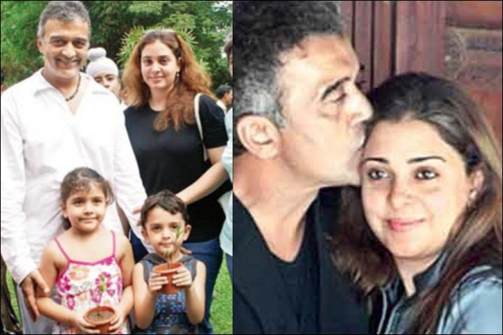 Lucky Ali's Marriages - Second Wife