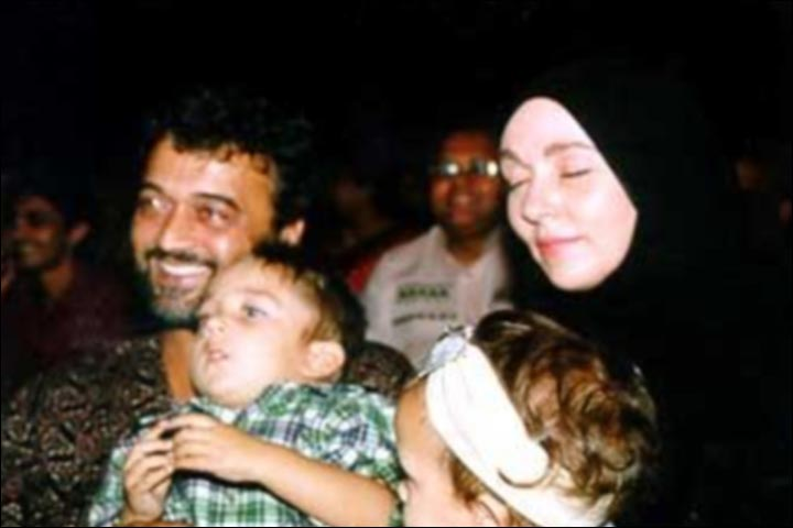 Lucky Ali's Marriages - The-First-Love-And-The-First-Marriage