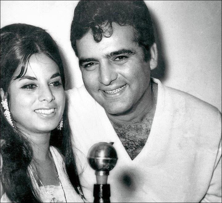 Feroz Khan's Marriage - The-Sudden-Liaison