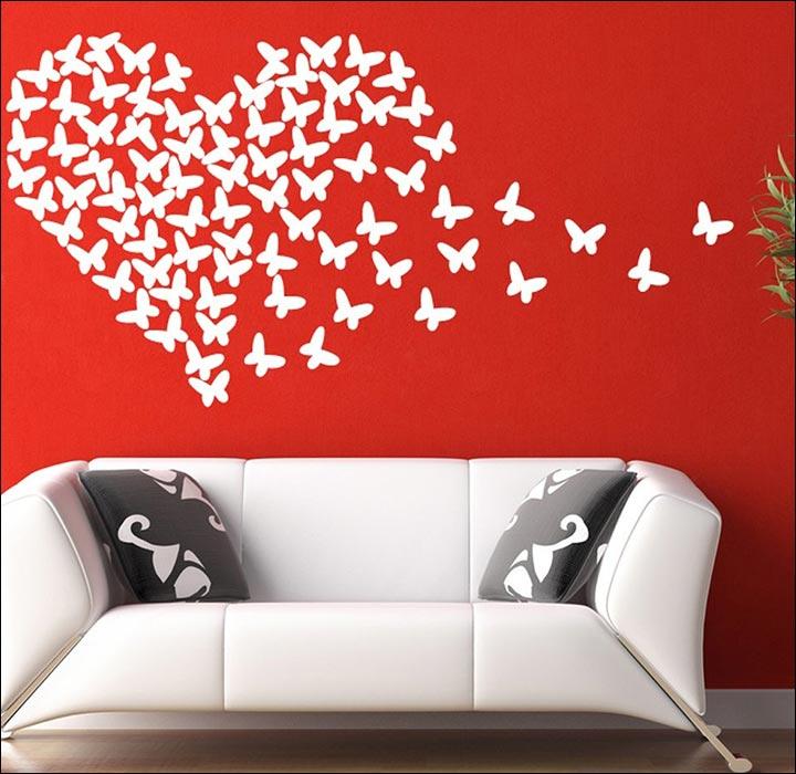 Wall Stickers Decoration Wedding House Decoration