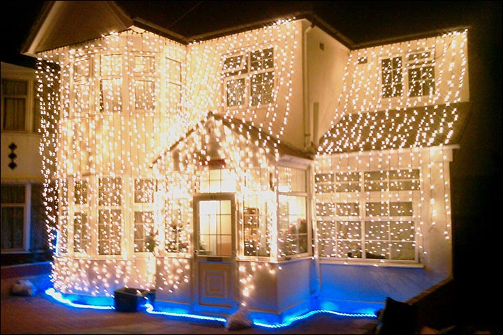 Wedding Lights Decoration Wedding House Decoration