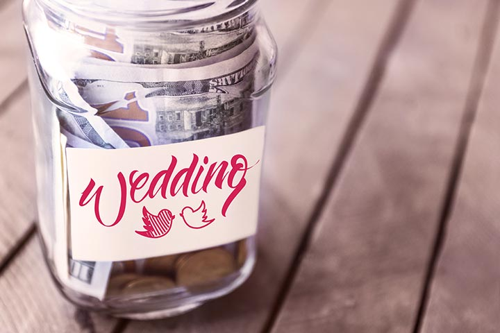 an inexpensive wedding - Well-Managed