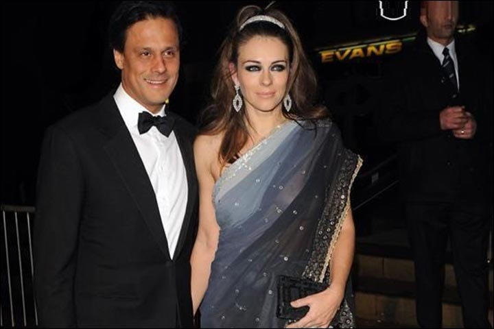 Image result for liz hurley and arun