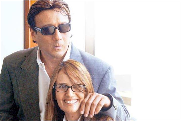 Jackie Shroff's Marriage - Jackie And Ayesha, The Happy Couple