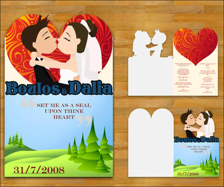 Digital Wedding Invitation Ideas: Creative Wedding Card Designs Trending This Wedding Season