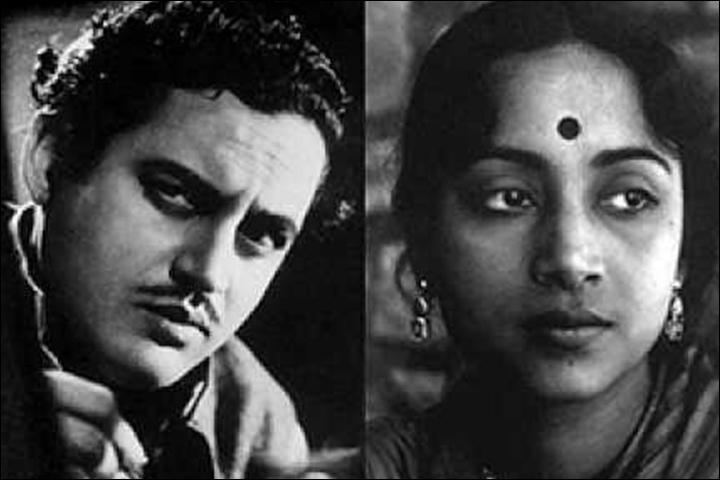 Guru Dutt's Marriage - Guru And Geeta