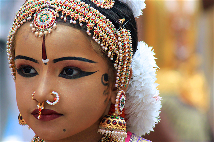 how to make bindi by filling