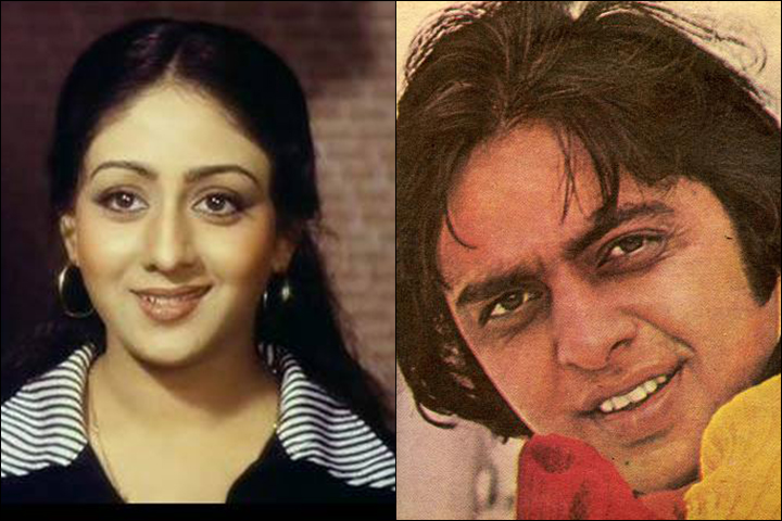 Vinod Mehra's Marriage - Vinod Mehra And Bindiya Goswami