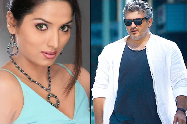 Ajith Kumar And Shalini's Marriage - Ajith And Swati