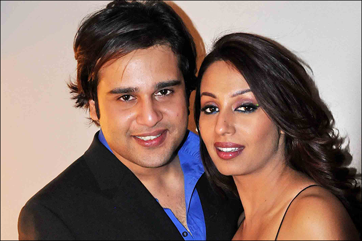 Krushna Abhishek and Kashmera Shah become parents to twins