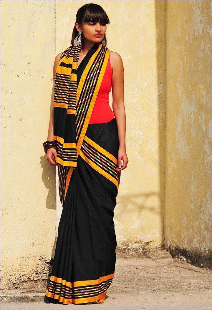 Assamese-Style-Dupatta-Drape-dupatta styles