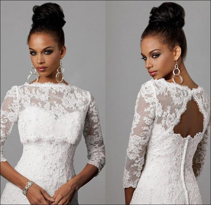 Mature Brides Wedding Gowns: 10 Killer Wedding Dresses For Older Brides