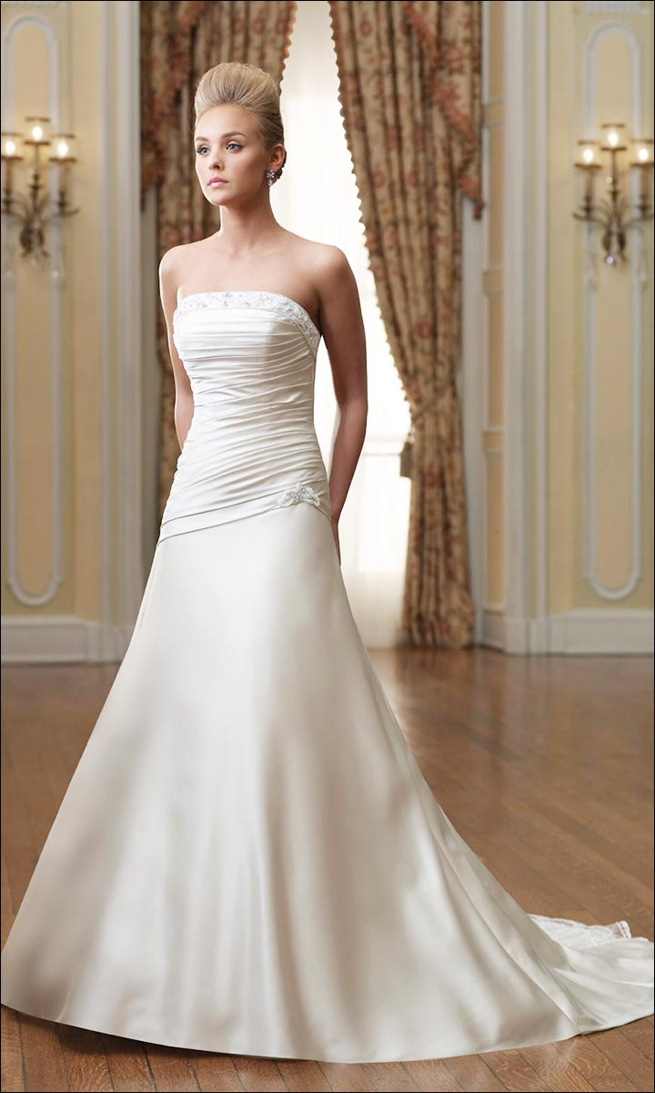 Wedding Dress Neckline Everything You Ever Wanted To Know