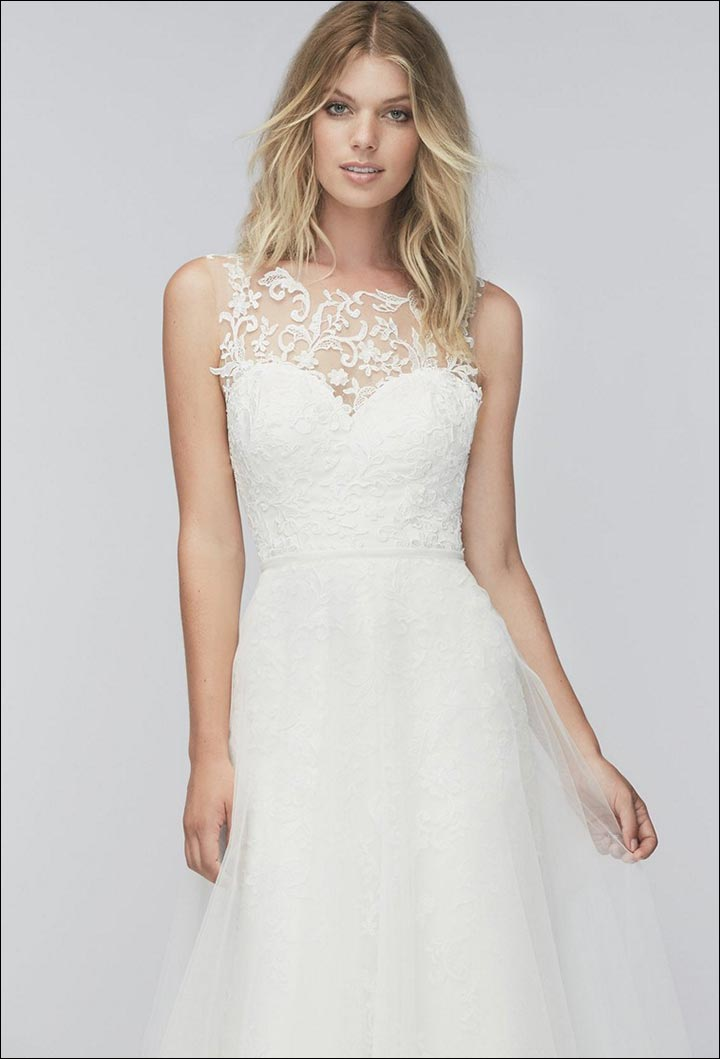 10 Killer Wedding Dresses for Older Brides