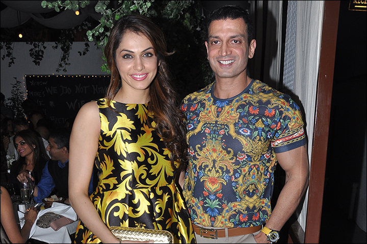 isha-koppikar-and-timmy-narang
