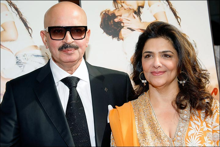 rakesh-roshan-and-his-wife
