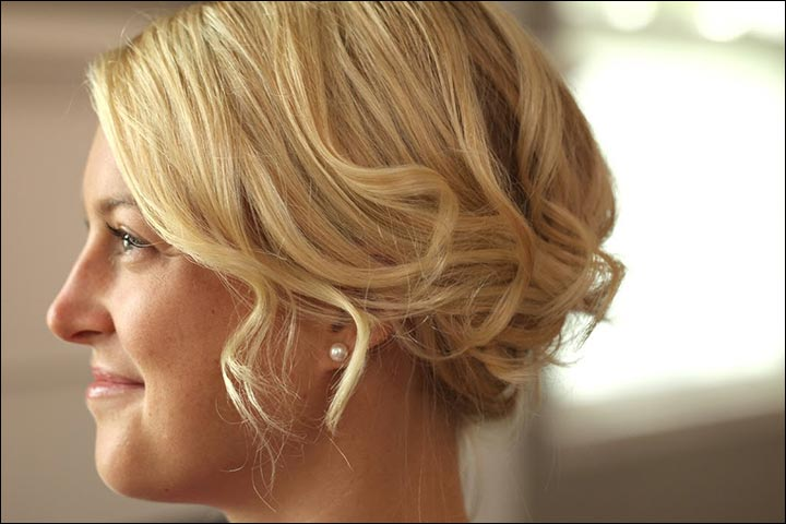 A-Wavy-Updo-short-hair-how-to-hairstyles