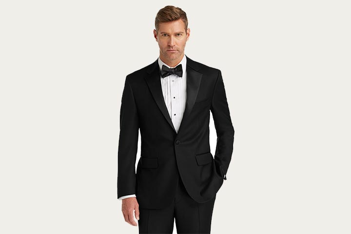What To Wear To A Black Tie Wedding: 9 Sartorial Solutions