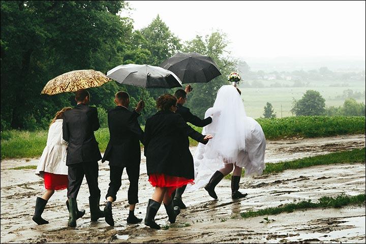 rain on your wedding day -Great-Fun