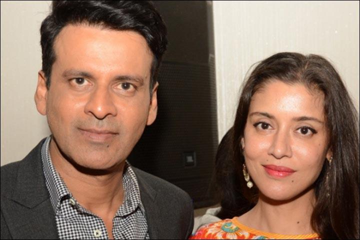 Manoj-Bajpayee-with-Wife-Neha-at-Tandaav-Launch
