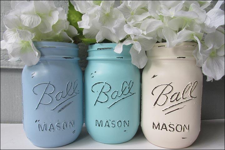 Mason-Jar-Flower-Pots--diy-wedding-centerpieces