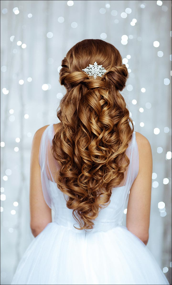 The-Voluminous-Coiffure-romantic-wedding-hairstyles
