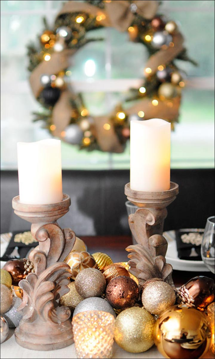 Wooden-Candle-Holders-With-Festive-Decor--diy-wedding-centerpieces