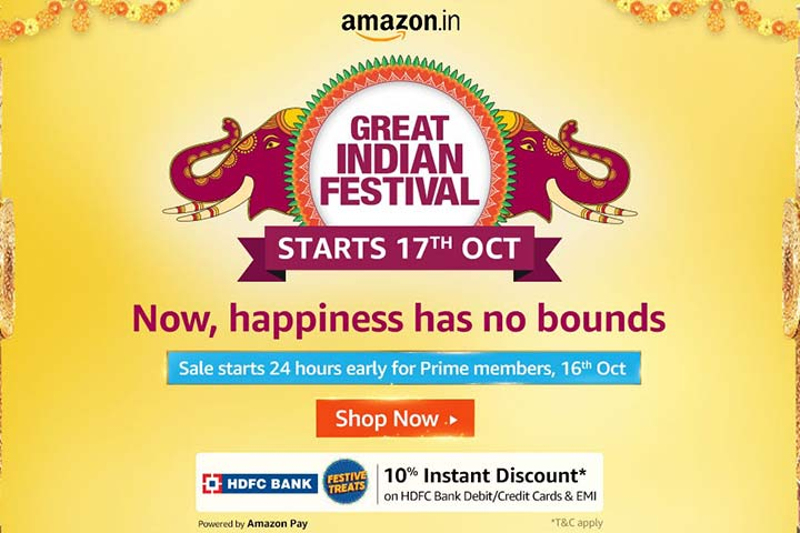THE AMAZON GREAT INDIAN FESTIVAL IS HERE!1
