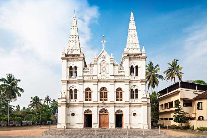 A Heritage Walk In Fort Kochi
