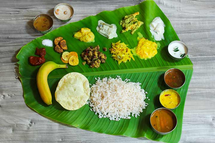 Try Authentic Kerala Food